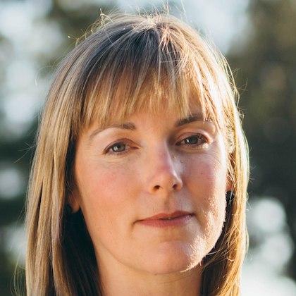 Merryn Glover at Writers'Neuk
